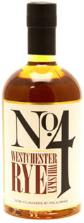 Westchester Rye Whiskey No. 4 750ml